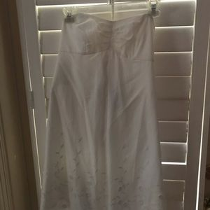 BWT Lily Pulitzer all white Betsey dress